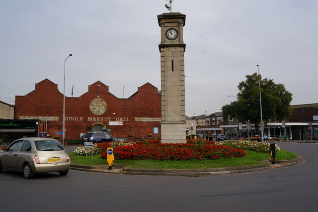 The Clock Tower, Goole