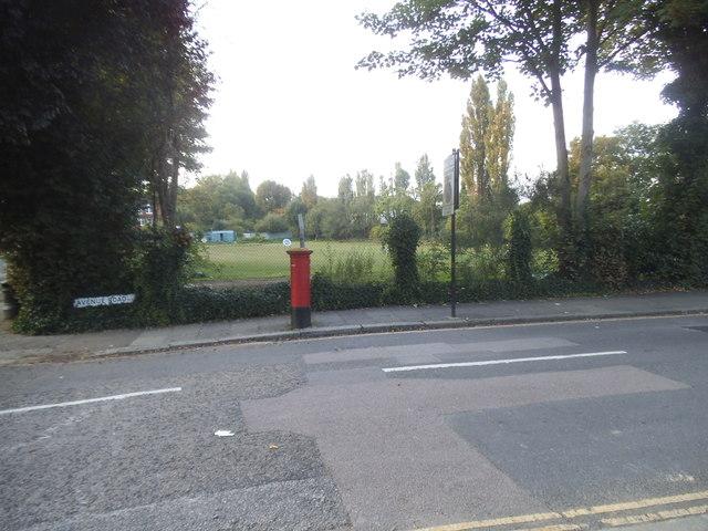 Archery field by Avenue Road, Highgate