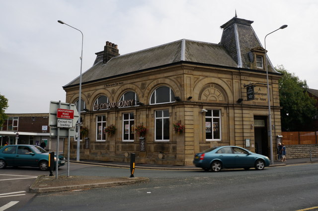 The City and Country public house, Goole