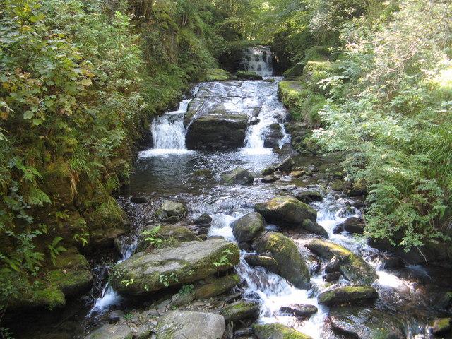 Watersmeet Water Falls