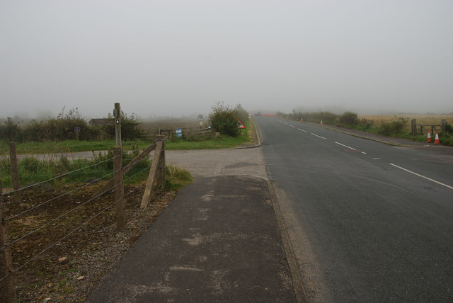 Station Road, Ravenscar