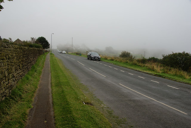 Raven Hall Road