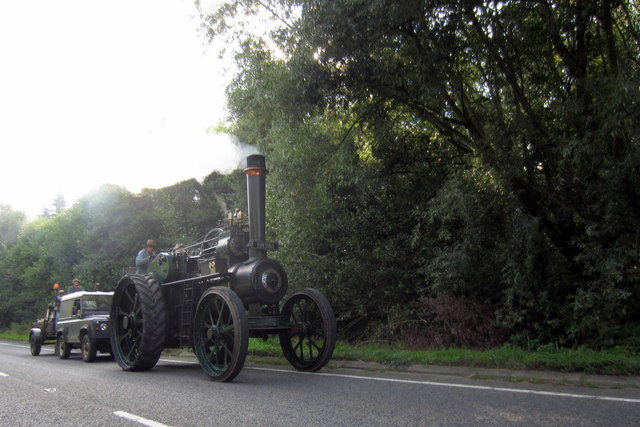 Steam on the A600
