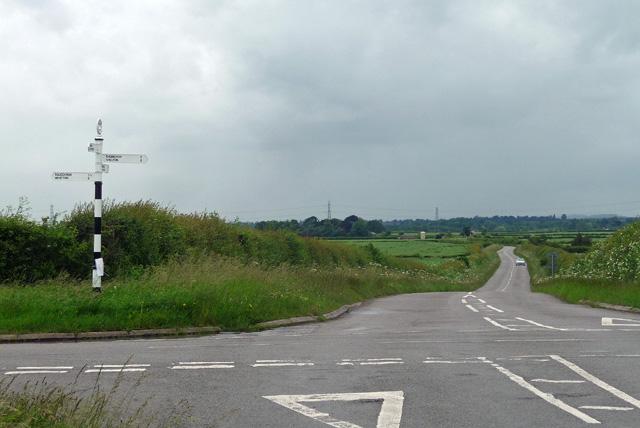 Longmoor Lane near Aslockton