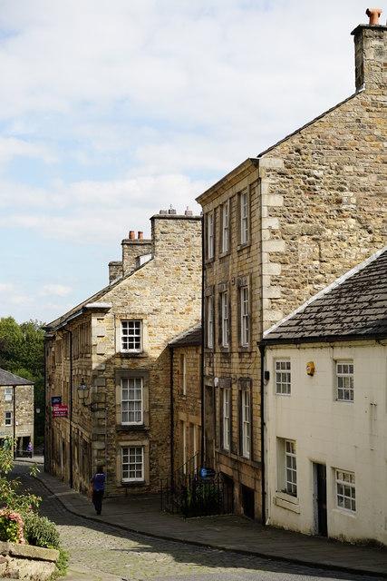 Castle Hill, Lancaster