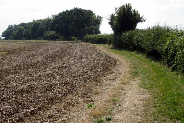 Footpath into Shefford