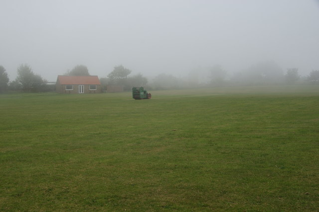 Ravenscar cricket ground