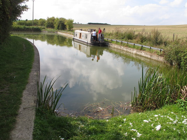 Current end of the Wendover Arm, Grand Union Canal