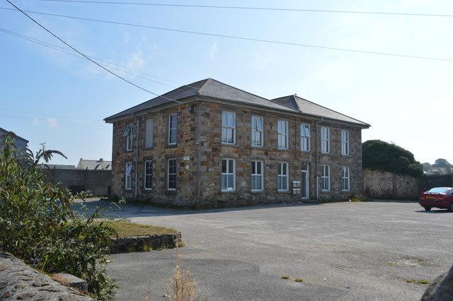 Former Drill Hall - North Roskear Road