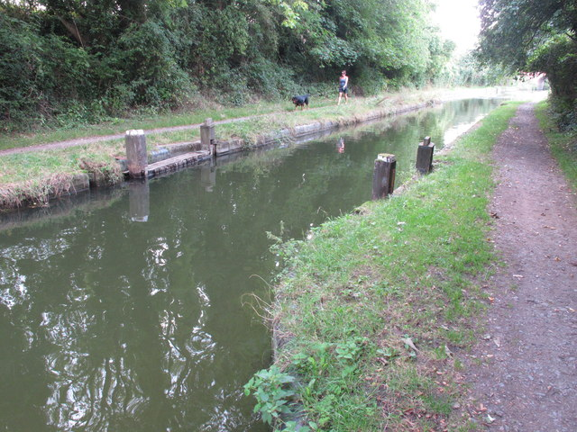 Stop lock, Wendover Arm, Grand Union Canal