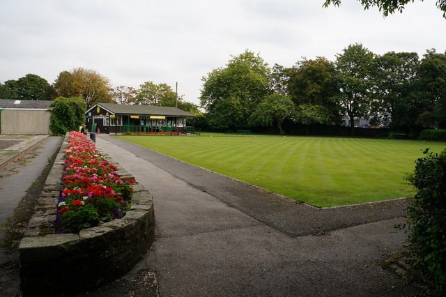 Bowling Green at Selby Park, Selby