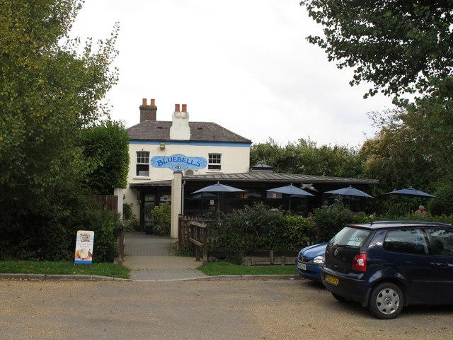 Bluebells Cafe, Marsworth