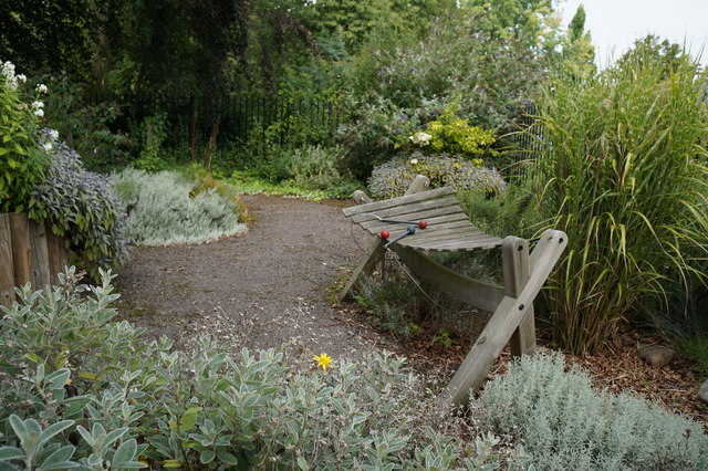 Sensory Play Garden, Selby Park, Selby