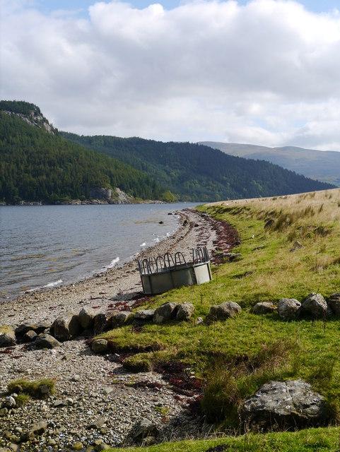 Shoreline At Ardnahein