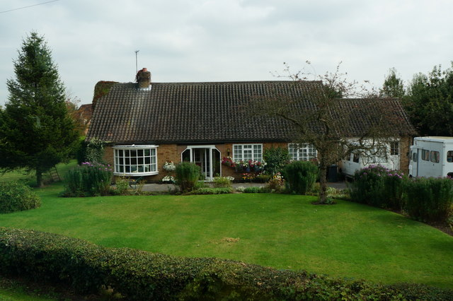 Bungalow on York Road, Riccall