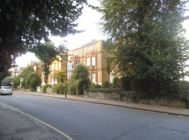 Houses on Crouch Hill