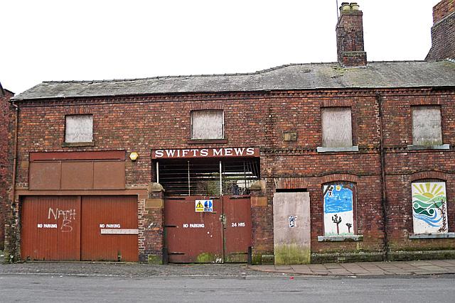 Swifts Mews, Strand Road