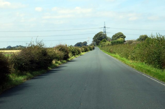 Black Lane to Pilling