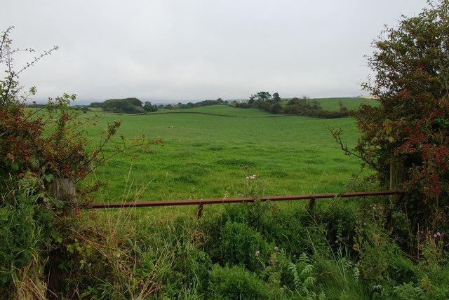 Fields near Rudda Farm