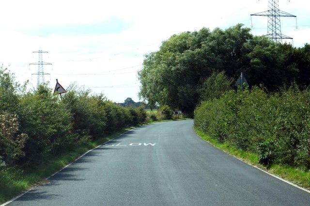 Black Lane to Pilling