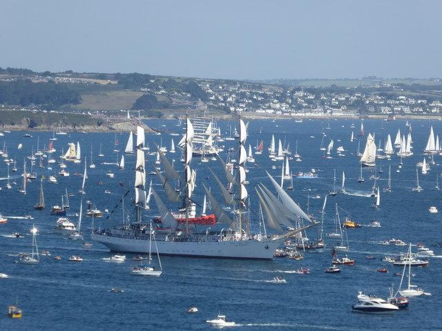 The Parade of Sail