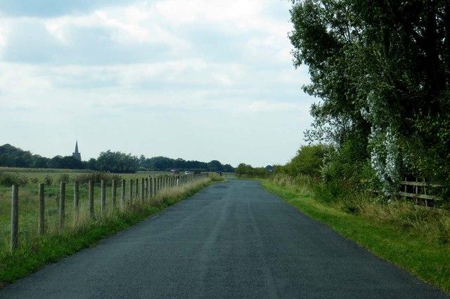 Backsands Lane to Pilling