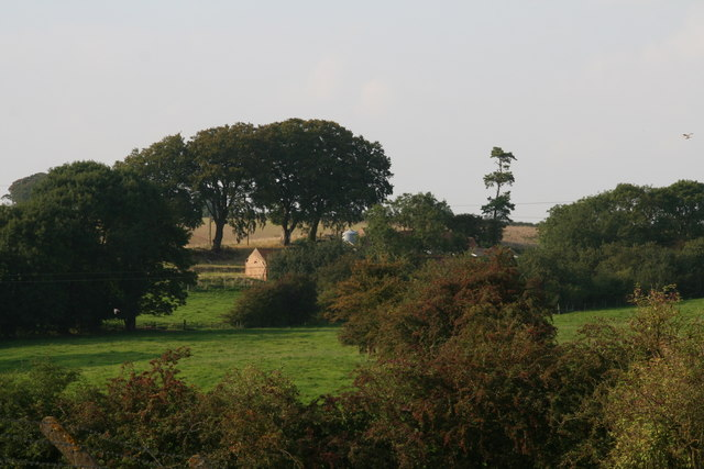 Bully Hill Farm from Papermill Lane