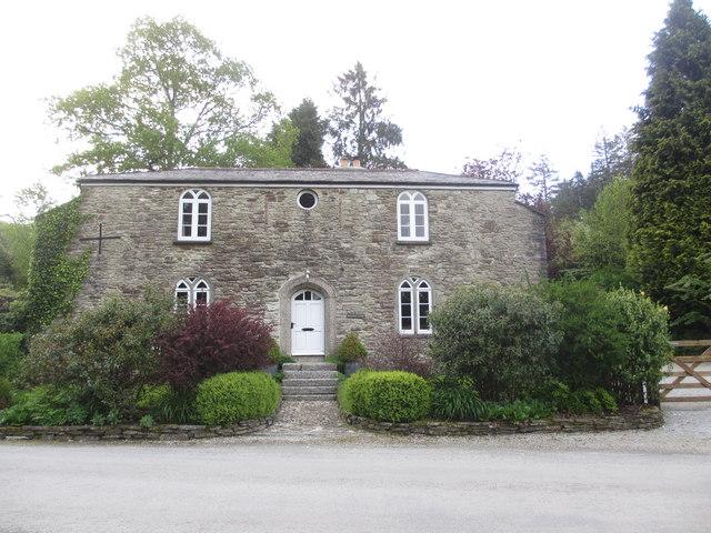 Restormel Cottage, Cott Road