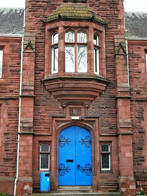 Door, Trinity School