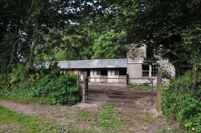 West Somerset : Hele Manor Farm