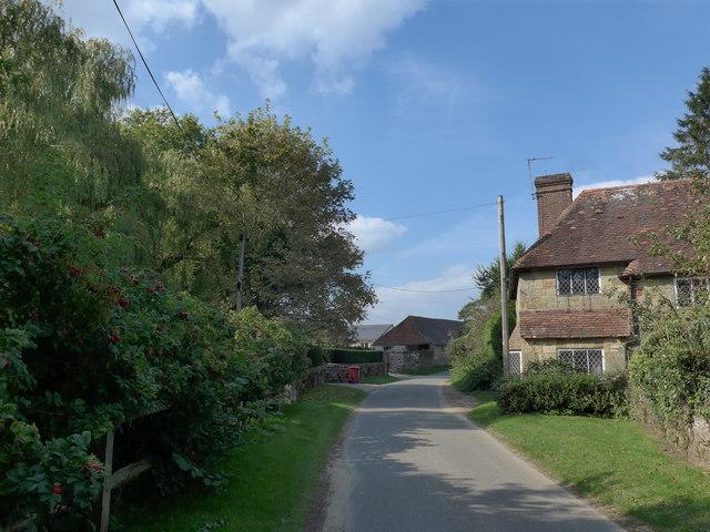 A steady stroll through stunning Stedham (23b)