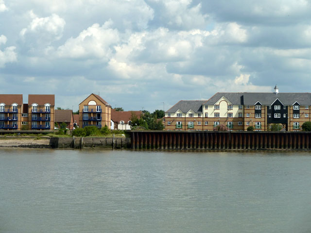 Grays waterfront