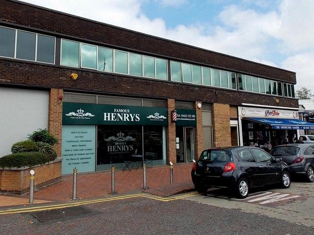 Famous Henrys, Wilmslow