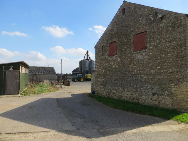 Farmyard at Snape Lodge Farm
