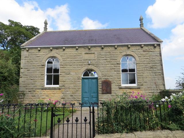 Wesleyan Chapel at High Ellington