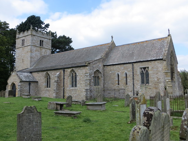 Holy Trinity Church at Coverham