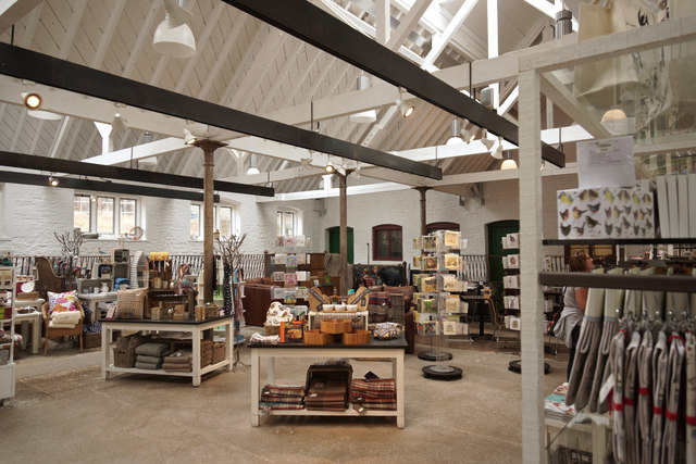 Shop, Tyntesfield