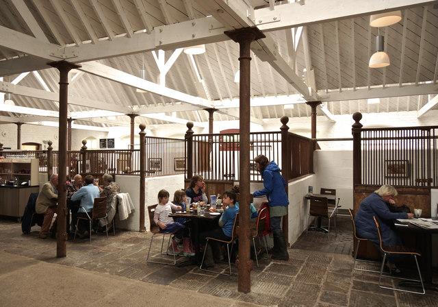 Cow Barn Café