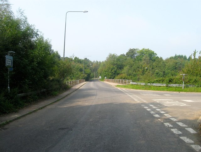 Broxmead Lane Bridge
