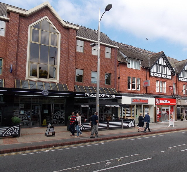 Pizza Express in Wilmslow