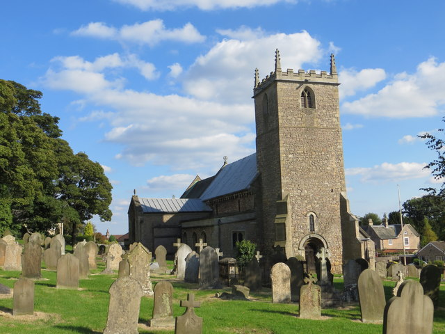 The Church of St Lawrence at Whitwell