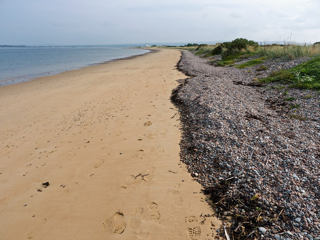 The sweep of sand to Chanonry Point