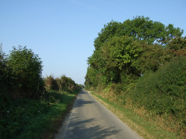 Woldgate Roman Road