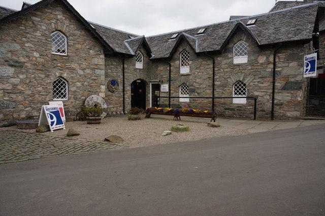 Old Watermill, Aberfeldy