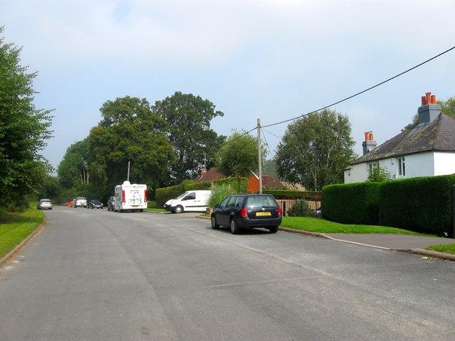 Cottages, Crossways, Bolney