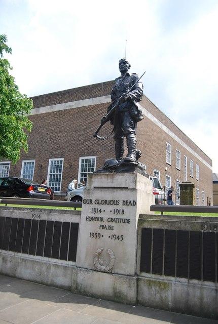 Tunbridge Wells War Memorial
