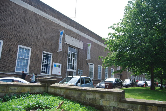 Tunbridge Wells Museum, Library and Art Gallery
