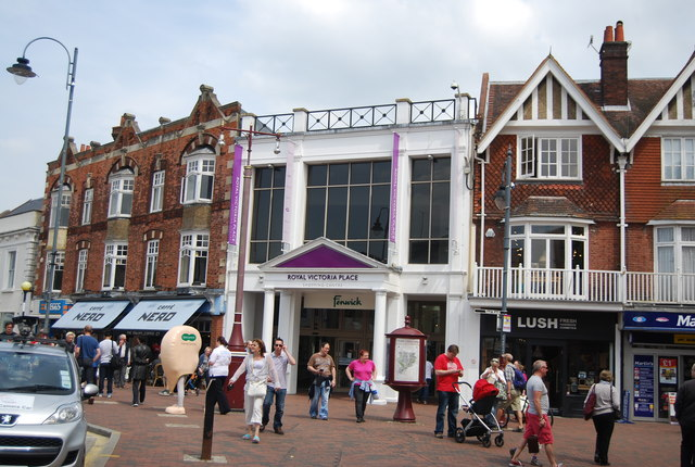 Royal Victoria Place