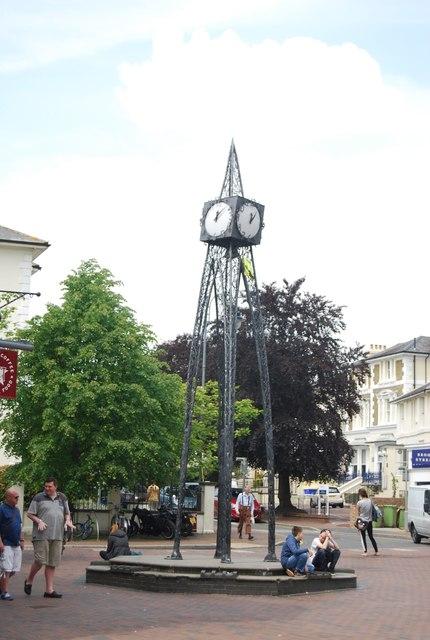 Millennium Clock, Fiveways