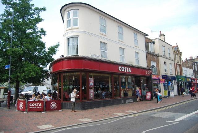 Costa, Fiveways